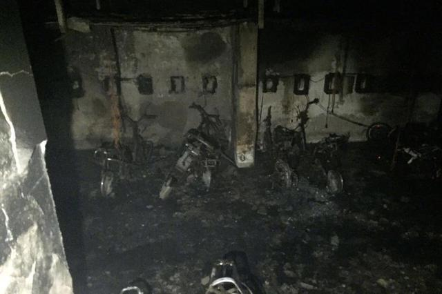 电池充电时爆炸烧伤外卖小哥 厂家被判赔55万
