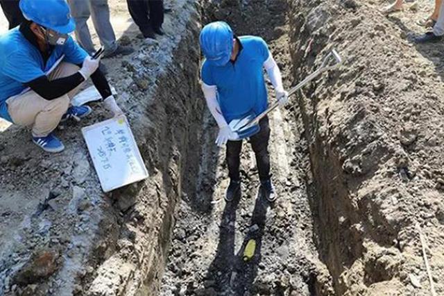常州一园区偷埋化工废料 省政府专案组进驻调查
