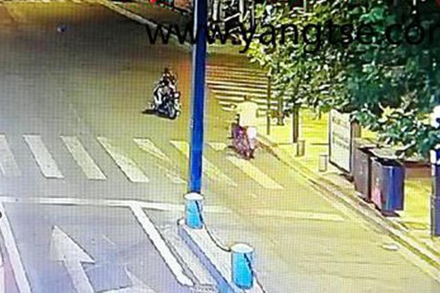 见色起意 连云港一男子猥亵女孩被行拘