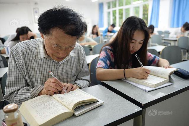 扬大古汉语教师一份作业用意深 10万字繁体教材须全部手抄