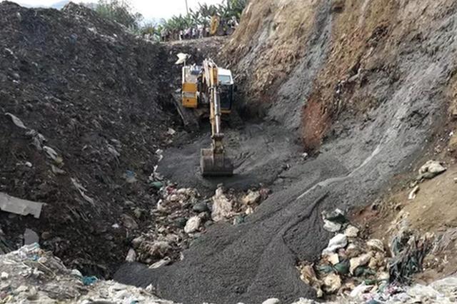 常州一工业园填埋化工废料 相关失职人员被立案调查