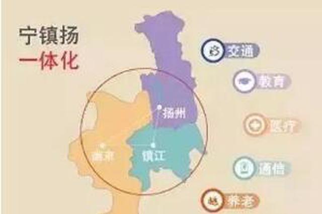 宁镇扬一体化又有好消息 涉及宁扬城际、镇丹高速
