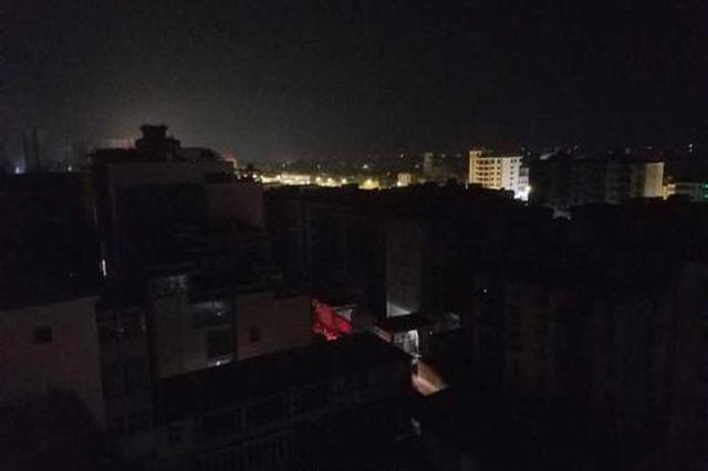 云南通海14日凌晨再次发生5.0级地震 震感十分强烈