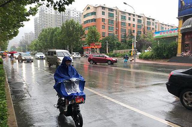 受台风影响 未来三日江苏将有明显风雨天气