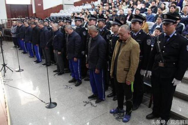 公安局原副局长组织盗墓成鲜活案例 四人被判无期