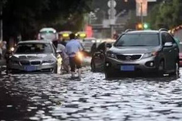常熟、海门大暴雨力压广东 降雨量摘得全国冠亚军