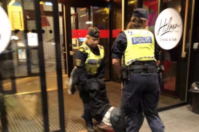 """外交部回应""""中国游客在瑞典遭粗暴对待"""""""