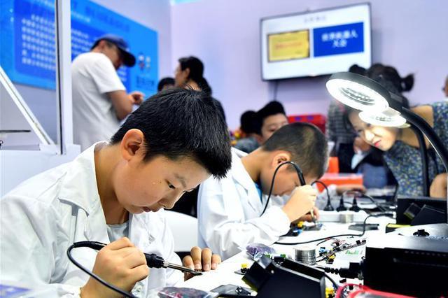 台媒称大陆编程教育向下扎根:现在连小学生也会