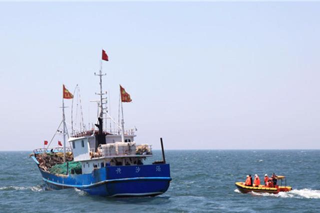 东海、黄海全面开捕 江苏史上最严海洋伏季休渔期结束