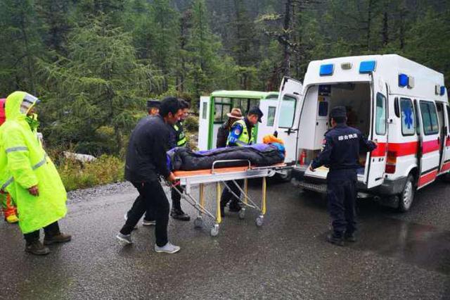 4名男子非法穿越藏区 1人因严重高原反应死亡