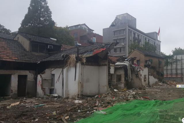 """南京民国建筑征收起纷争 九旬老人""""民告官"""""""