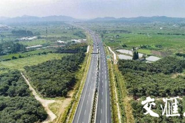 长江二桥疏堵又添助力 镇丹高速即将建成通车