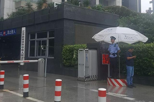 南京民国建筑征收改建商业街 老人状告区政府