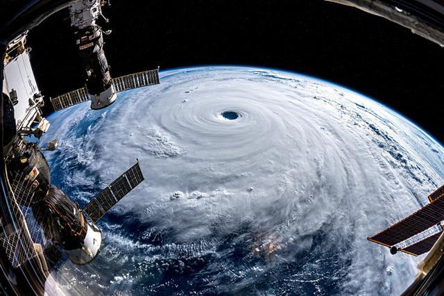 """台风""""康妮""""来了 江苏多地风大基本没雨"""