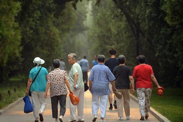 江苏约4个人中就有1位老年人 老龄化形势严峻