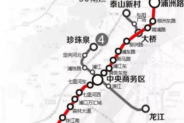 南京S8線南延工程初步設計獲批 將與11號線換乘