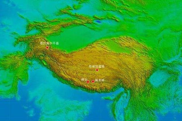 """中科院南京古生所新发现:西藏地区曾分布""""热带雨林"""""""