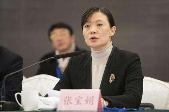 全国首位退役军人事务厅女厅长亮相 原任扬州市委副书记