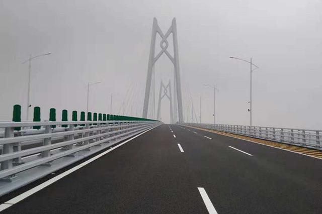 超級工程港珠澳大橋24日通車 這些鎮江元素閃耀