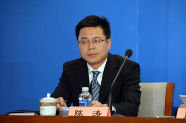 陈涛任常州市委宣传部长 前任已赴江苏省发改委任职