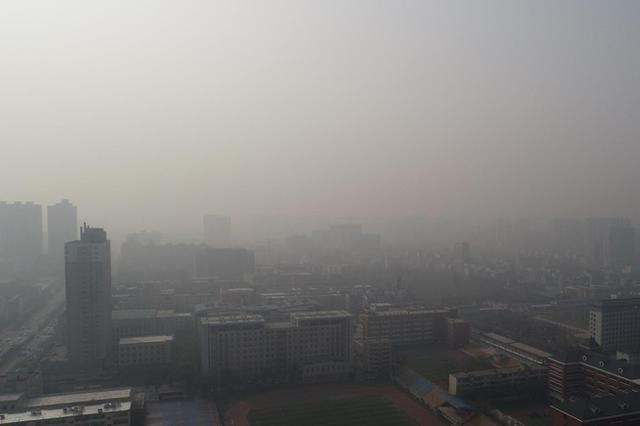 京津冀重污染天气从何而来?专家:气象是诱因
