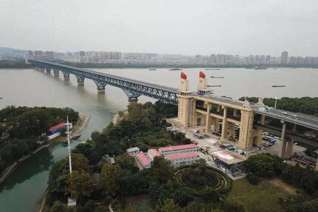 南京规划二十四条过江通道 超过全省一半