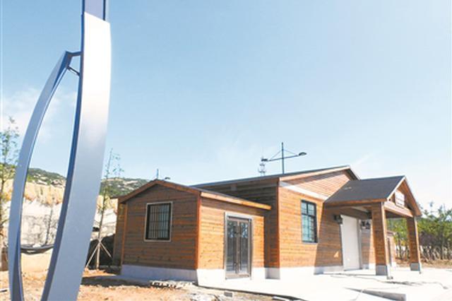江苏今年已新建改建一千零六座公厕 让公厕为文明加分