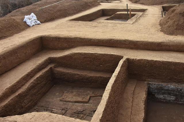 陕西考古发现战国时期大?#22270;?#31040;遗址