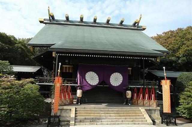 日本靖国神社门前点燃报纸 又一名中国女子被逮捕