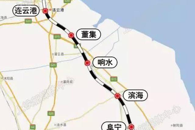 @江苏人:苏北7条铁路开通时间确定了!经过你家吗?