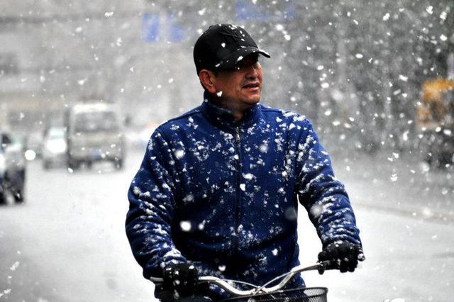 江苏将在雨雪中告别2018 苏南南部可能有明显降雪