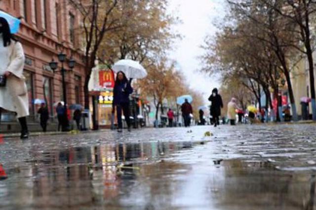 今天沿江和苏南地区有雨夹雪 气温下降注意防范