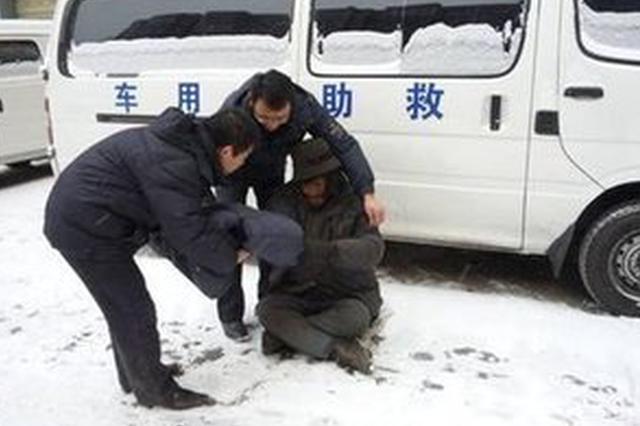 江苏流浪乞讨人员救助将全程留痕
