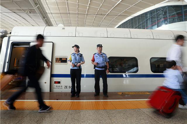 5日起南京站实行列车运行新图 南京到婺源三明也能坐高铁