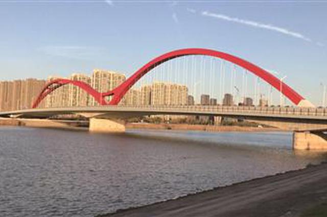 南京河西板桥间又多了条快速路