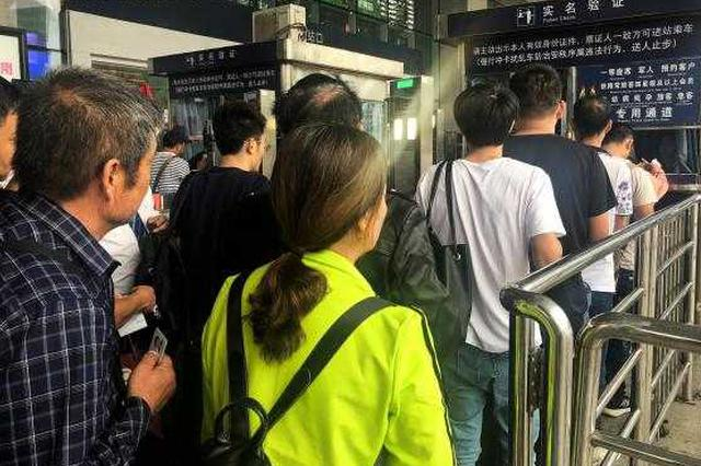 节前多方向火车票售罄 初六返程车票本周六开售