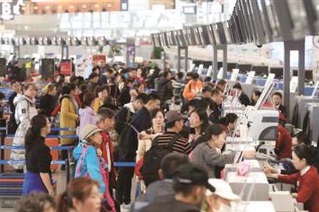 今年春运下周一正式开启 南京机场铁路发布出行保障方案