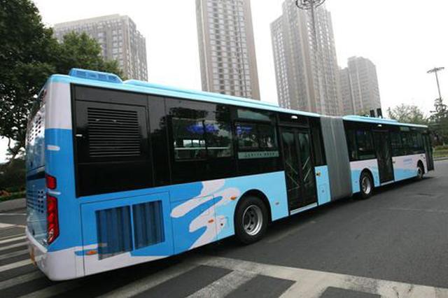 南京公交发布线路查询小程序 线路信息到站情况一目了然