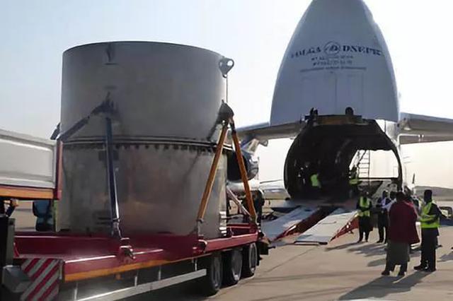 真正的大片:中美俄联手把浓缩铀从非洲抢运到河北