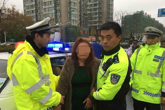 一年来南京24人因妨害公务案被南京交警追究刑责