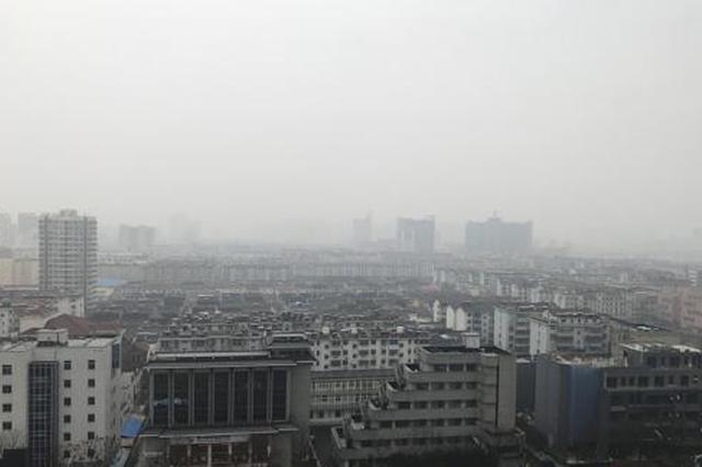 江苏苏北5市启动重污染天气黄色预警