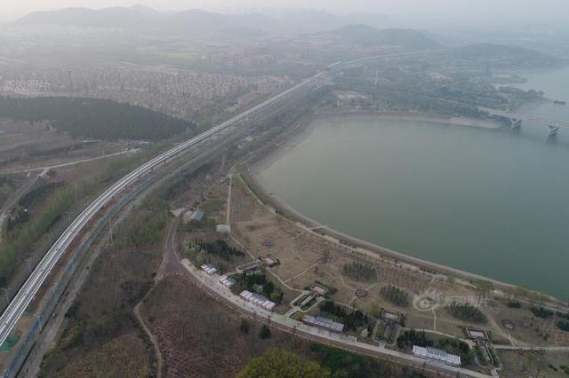 江苏省启动南水北调年度第二阶段调水