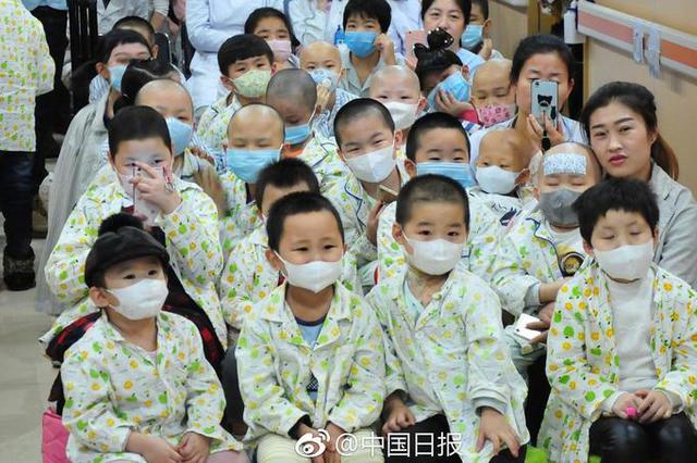 江苏建儿童白血病分级诊疗网络 困难患者先诊疗后付费