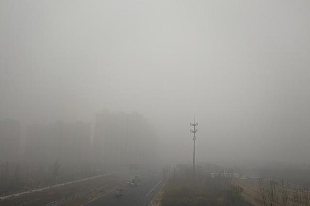 """南京将出台史上最严""""治气""""措施 针对不同污染源对症下药"""