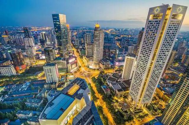"""南京新街口要""""变""""了!核心区环境提档升级重塑城市地标"""