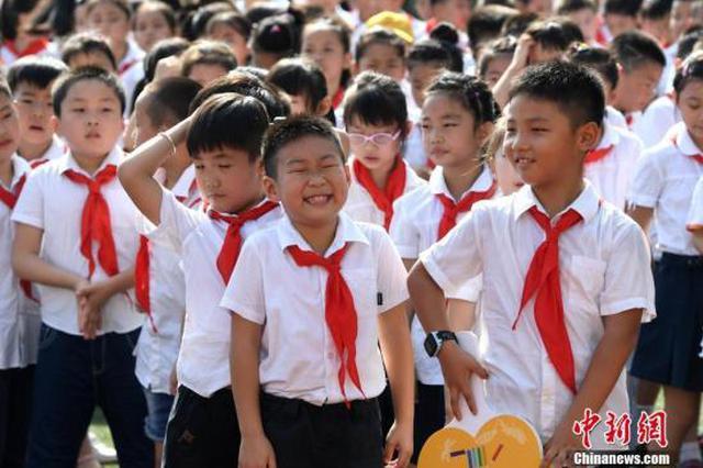 """教育部规范中小学招生?#33322;?#39640;额物质奖励""""掐尖"""""""