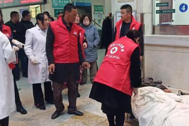 江苏响水爆炸事故仍有276人住院治疗 危重伤员3人