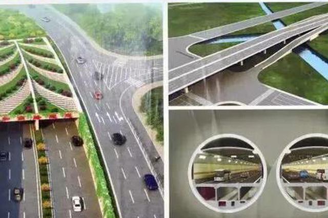 和燕路过江通道有新进展 南京这些过江通道正在建设中