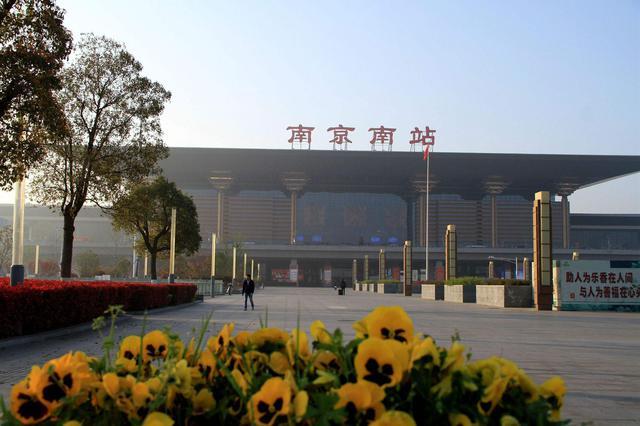 南京南站正式开放P7停车场 新增650个车位