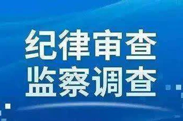 中国盐业有限公司原党委书记、董事长茆庆国被查